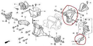 JDM B18c Type r into EM1 QuestionsSuggestions  HondaTech  Honda Forum Discussion
