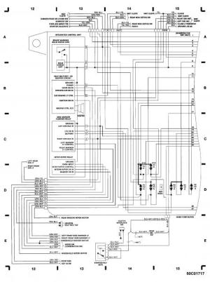 Wiring diagrams  HondaTech  Honda Forum Discussion
