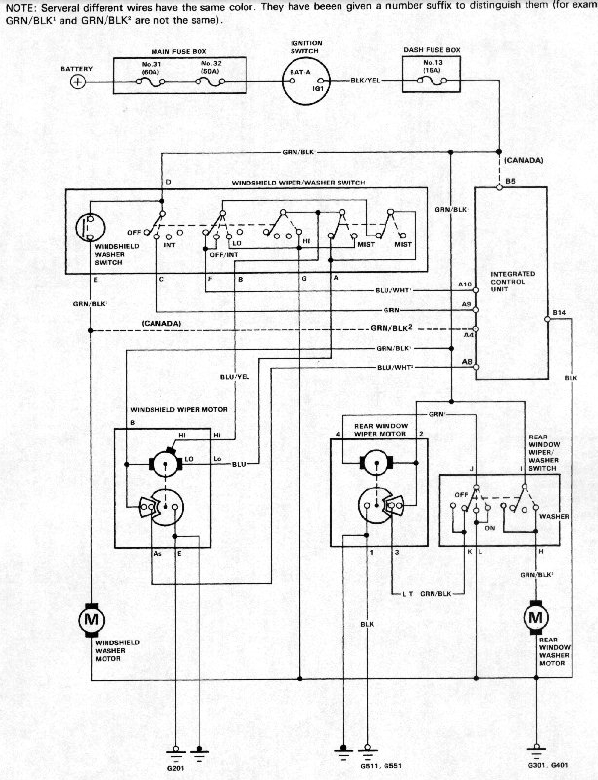 91 Civic Ignition Wiring Diagram. 91 Civic Timing Marks, 1991 ...