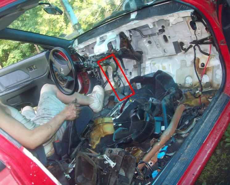 1990 crx si stereo wiring diagram somurich com rh somurich com Car Wiring Diagrams Honda Accord Wiring Diagram