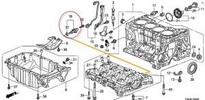 2012 honda crv crank shaft sensor  HondaTech  Honda Forum Discussion