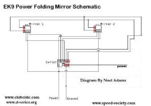 *Help with PF mirror diagrams*  HondaTech  Honda Forum