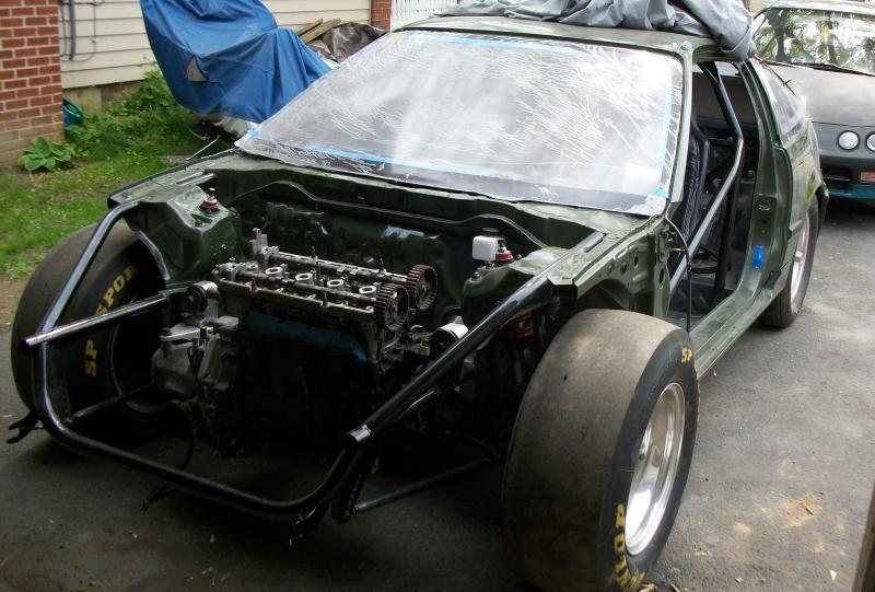 Pa 1989 Honda Crx Hot Rod Race Car Cheap Honda Tech
