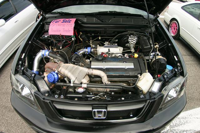 Honda Crv Gsr Swap | hobbiesxstyle