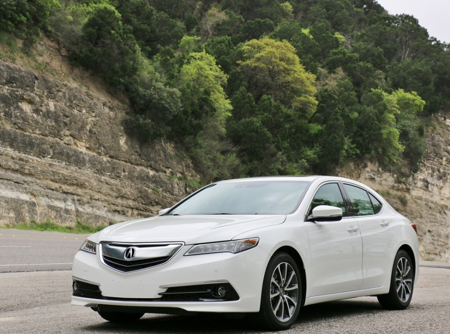 honda-tech.com 2017 Acura TLX Advance Package review Derek Shiekhi