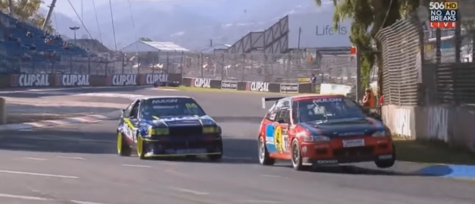 honda-tech.com jordan cox EG Civic Australia Improved Production racing Adelaide street circuit