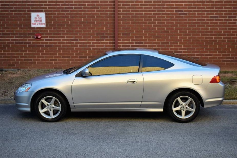 Craigslist This Might Be The Cleanest Lowest Mile Rsx Type S You