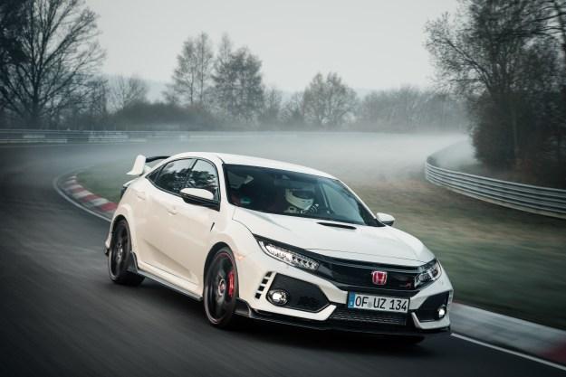 Honda-tech.com 2017 CTR Civic Type R price tag announced confirmed