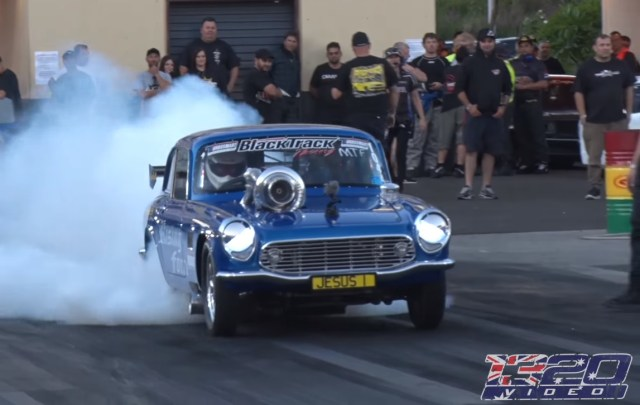 Honda-tech.com Honda S600 88mm turbo 2JZ drag car