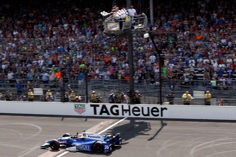 Honda-tech.com Honda Takuma Sato Andretti Autosport IndyCar Indy Indianapolis 500 Race results