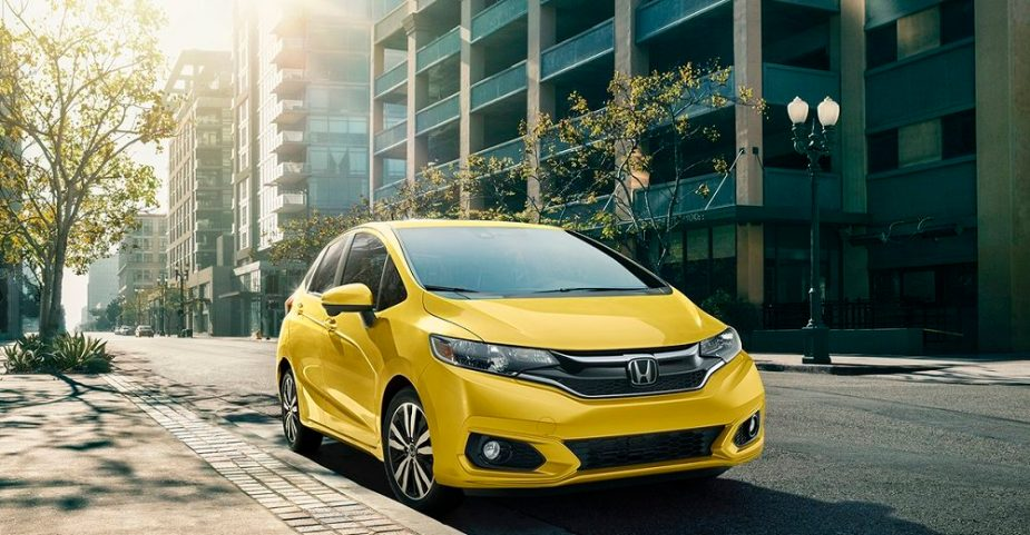 Honda-tech.com 2018 Honda Fit update news options