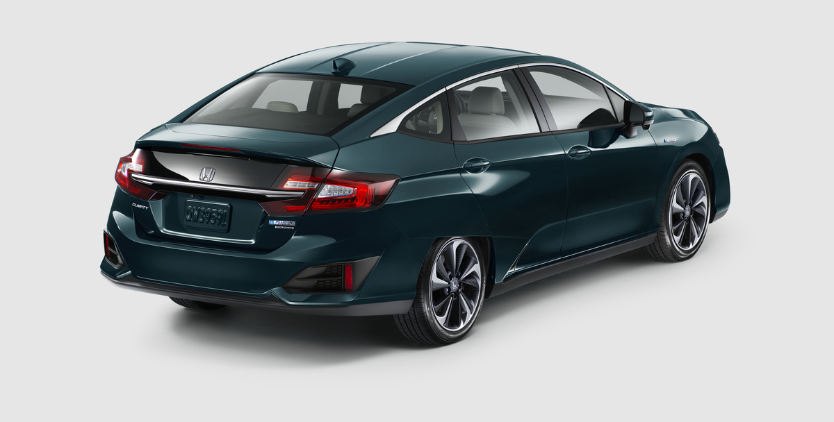 Honda-tech.com 2018 Honda Clarity Plug-In Hybrid Electric Fuel Cell Lease Deal 2017 2018