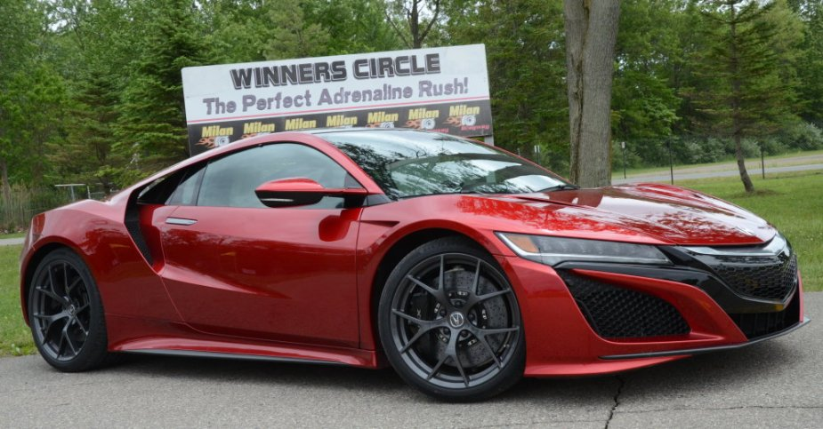 Drag Racing The Acura NSX It Is Seriously Fast HondaTech - Audi r8 quarter mile