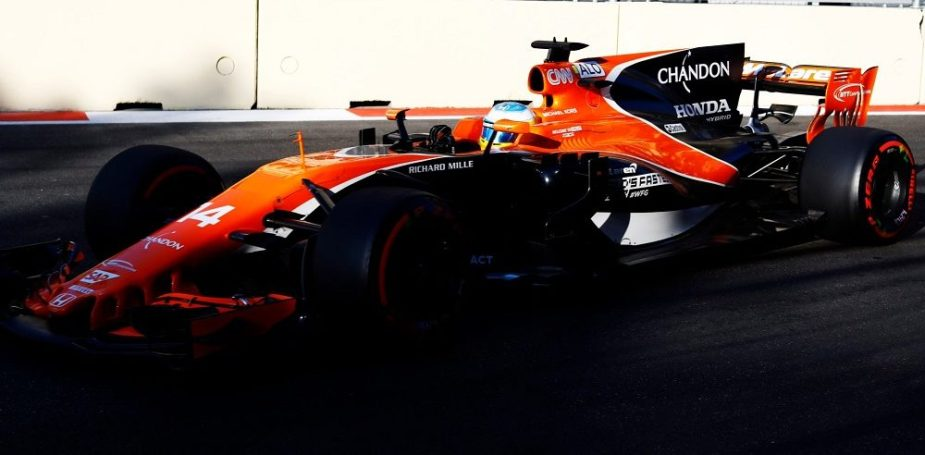 Honda-tech.com Formula 1 F1 One Honda McLaren-Honda Fernando Alonso Baku Azerbaijan GP