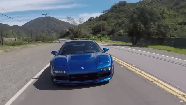 Honda-tech.com Honda Acura NSX Clarion Builds Supercharged Restored Hooniverse