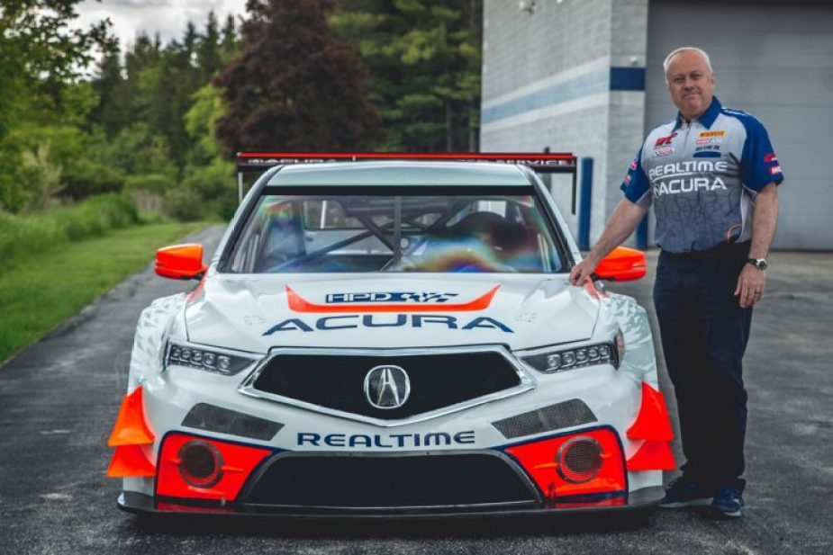 Honda-tech.com RealTime Racing Acura TLX Pikes Peak International Hill Climb 2018
