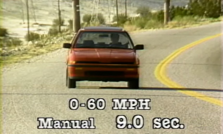 MotorWeek reviews the 1986 Acura Legend and Integra