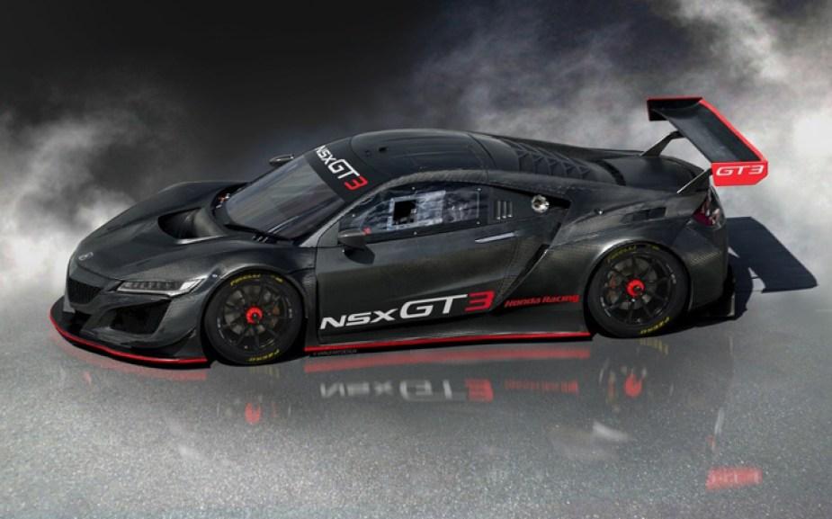 Honda nSX GT3 Goes On Sale for 2018 Season