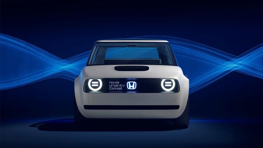 Honda-tech.com Honda Urban EV Concept supermini Europe Frankfurt Auto show