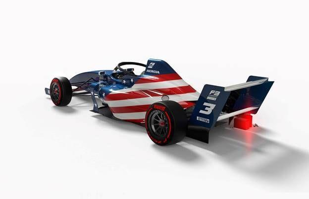 Formula 3 Honda Civic Type R K20