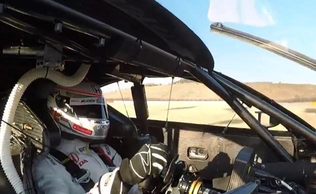 2018 Honda NSX Super GT Jenson Button