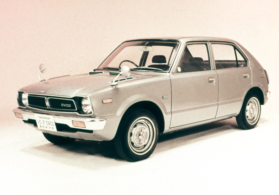 1973 Honda Civic 1500
