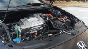 2011 Honda CRZ Supercharged