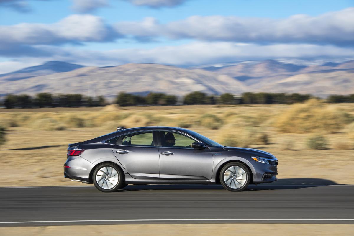 Honda-tech.com 2019 Honda Insight NYIAS New York International Auto Show