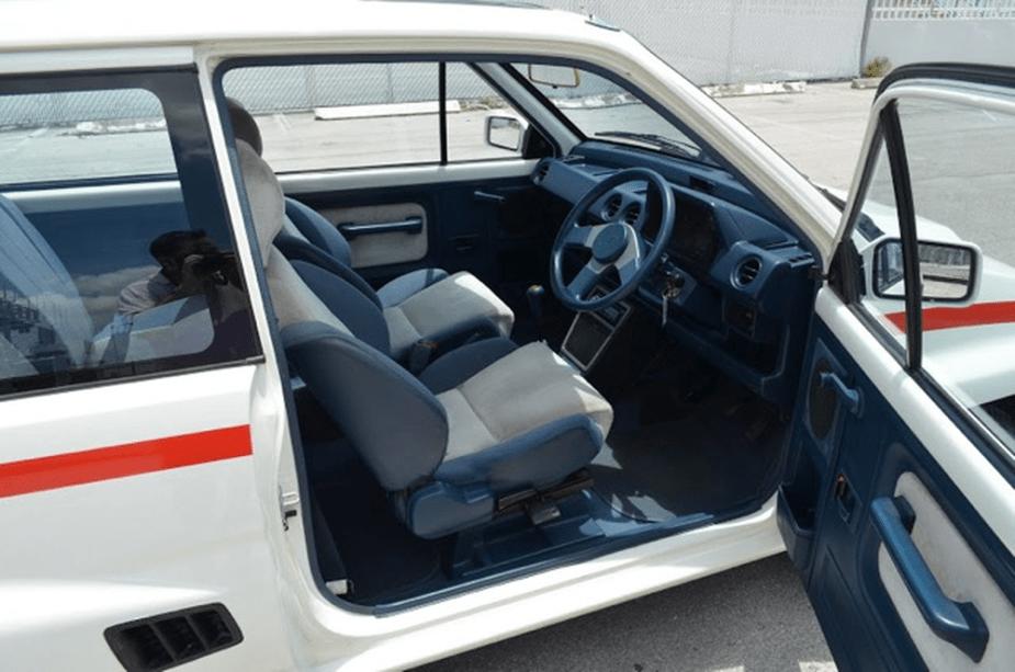 1986 Honda City Turbo II