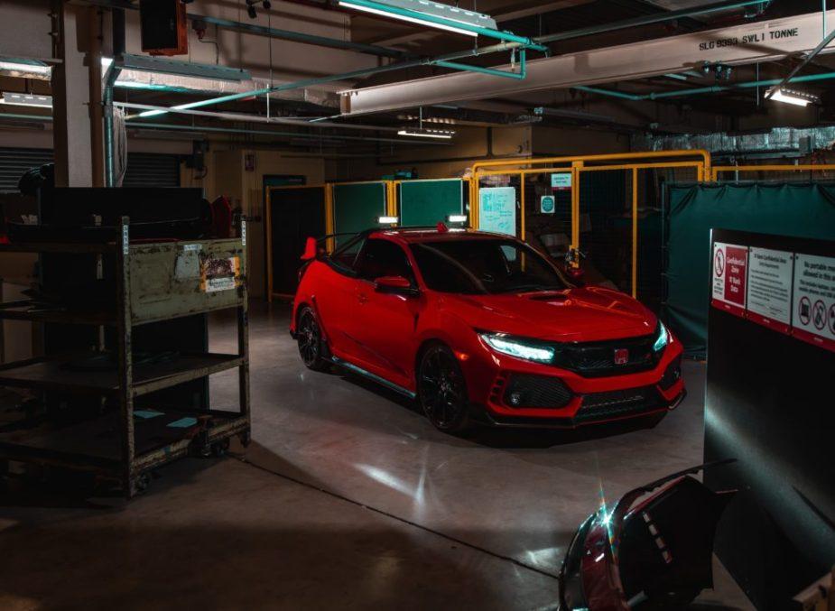 Honda Civic Type R Pickup Truck Concept