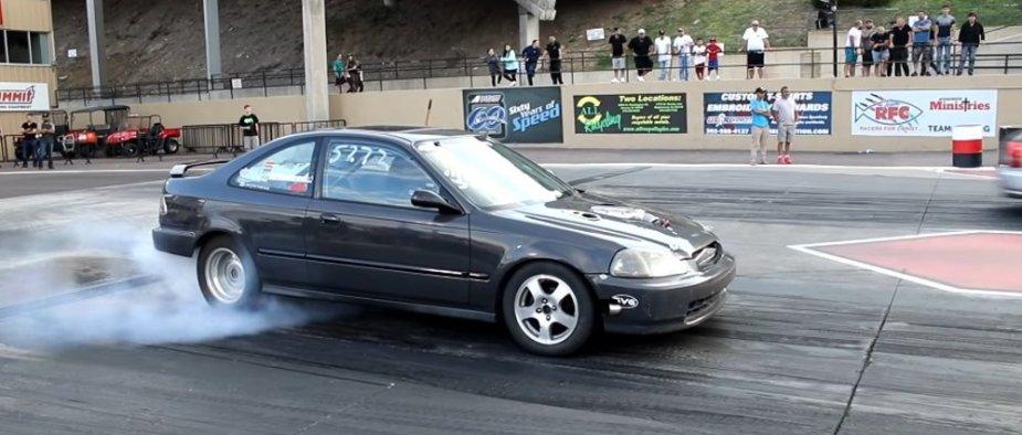 Rear Drive Civic
