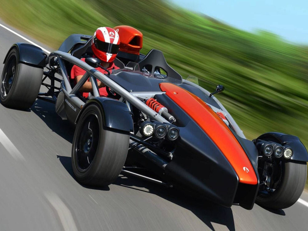 Ariel Atom 4 Civic Type R