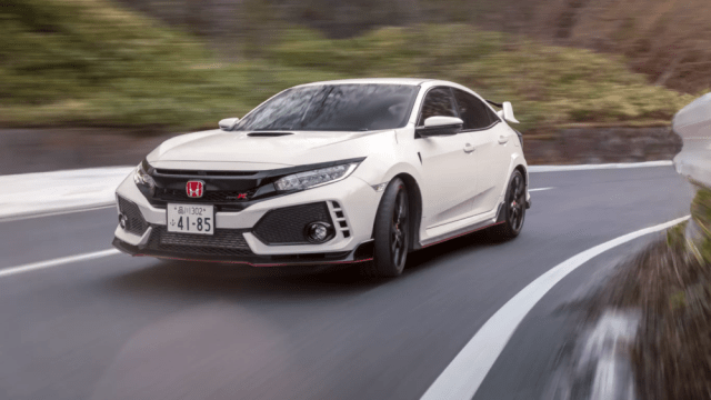 Honda Civic Type R JDM