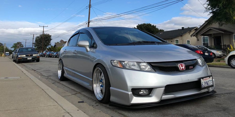 Kraftwerks Supercharged FA5 Honda Civic Si K20 Honda-tech.com
