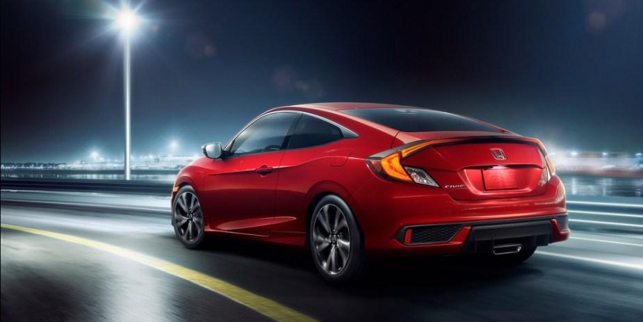 2019 Honda Civic Coupe Sport Honda-tech.com