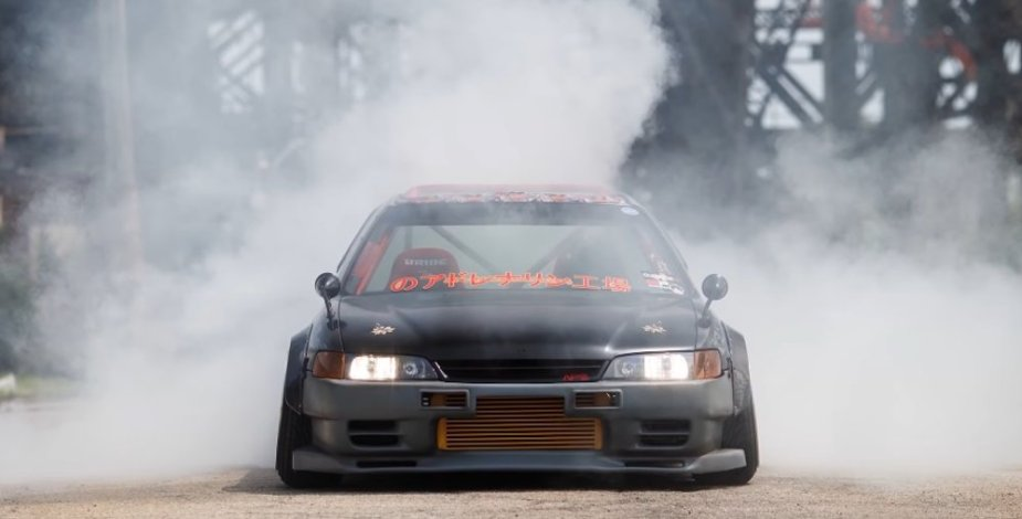Accord Front Burnout