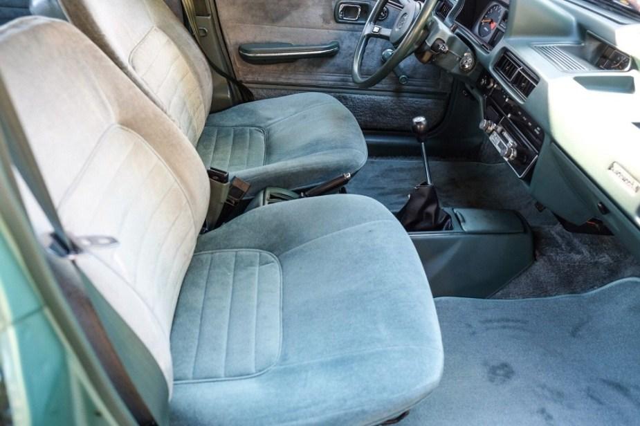 1980 Honda Accord