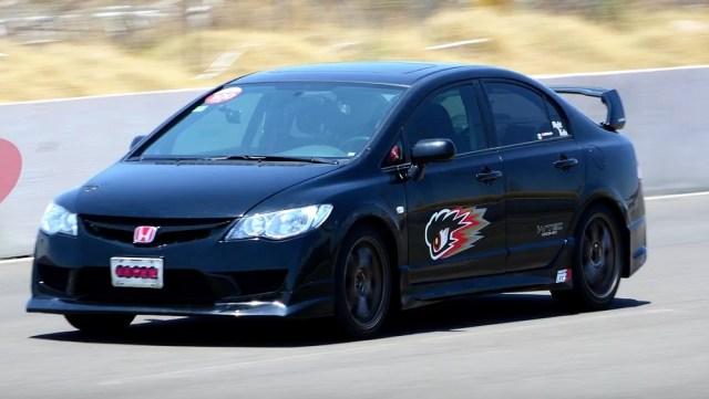 FA5 Civic Si Civic Type R CSX Conversion Track Car Build vs. FK8 Civic Type R Honda-tech.com