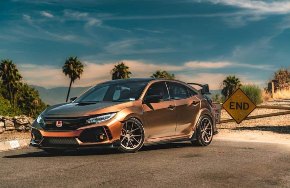 FK8CLUB Honda Civic Type R