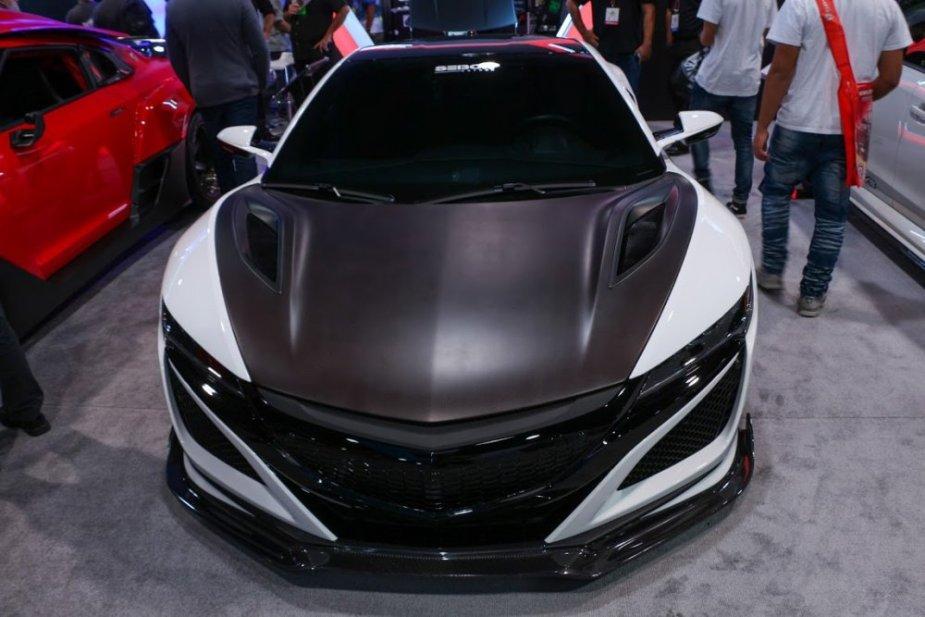 Seibon Acura NSX Front