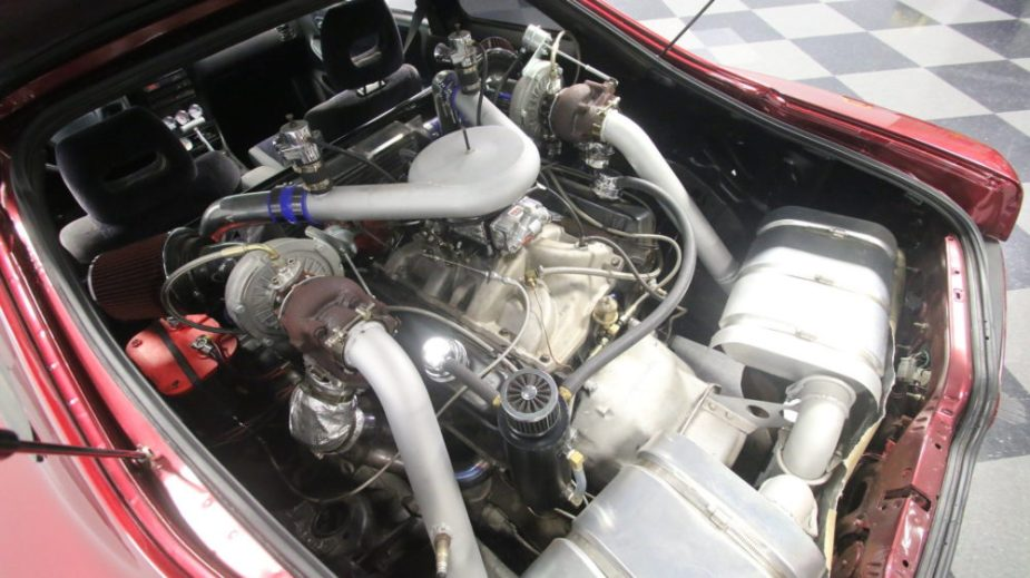 Integra v8 engine swap