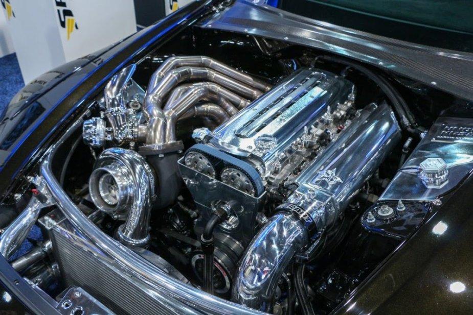 Sparta S2000 Engine