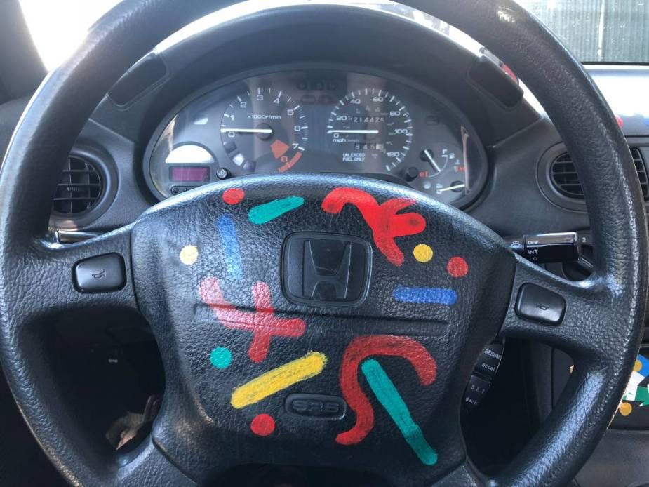 Honda Del Sol Art Car Craigslist