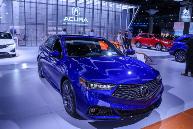 TLX A-Spec
