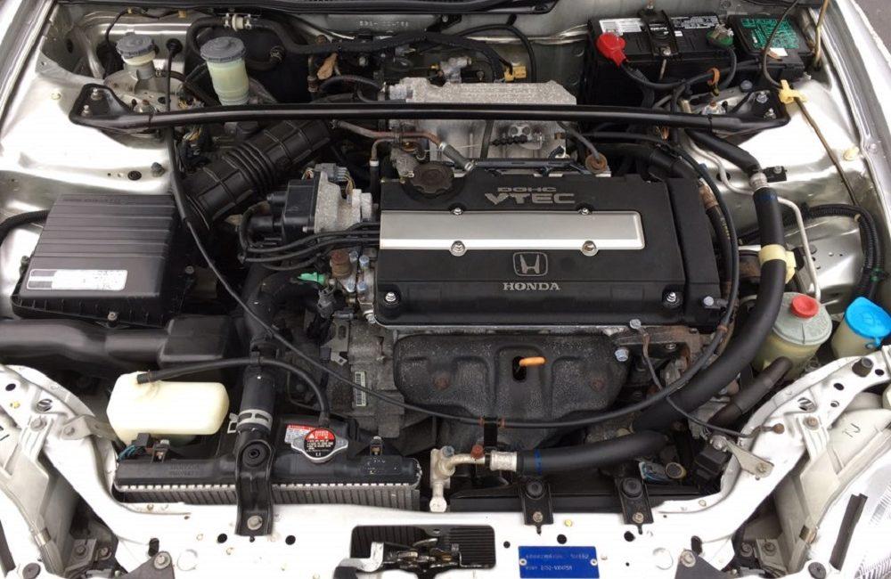 1992 Honda CR-X Del Sol SiR