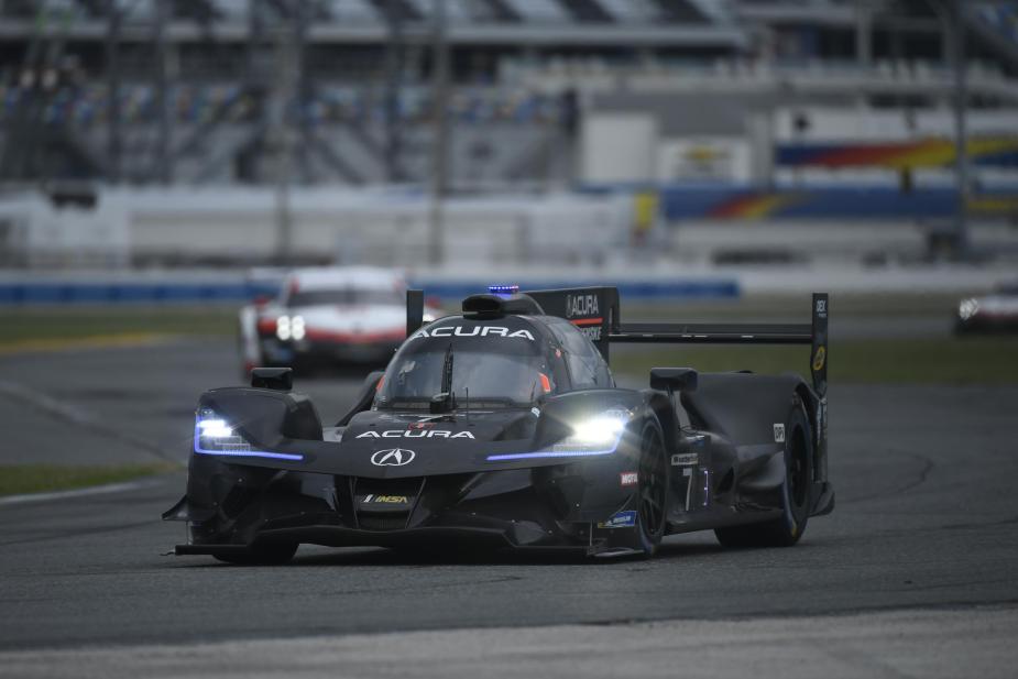 Team Penske Acura ARX-05 Prototype Rolex 24 Hours of Daytona