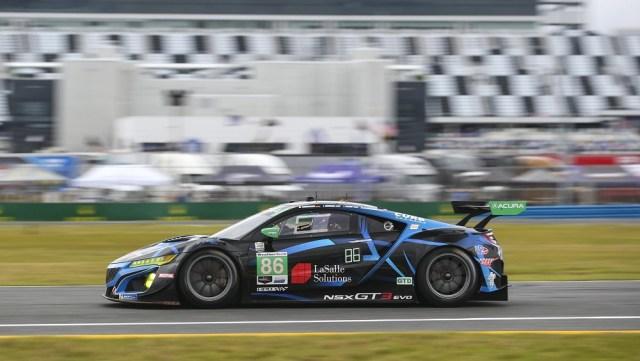 Rolex 24 Hours of Daytona 2019 Acura NSX GT3 EVO