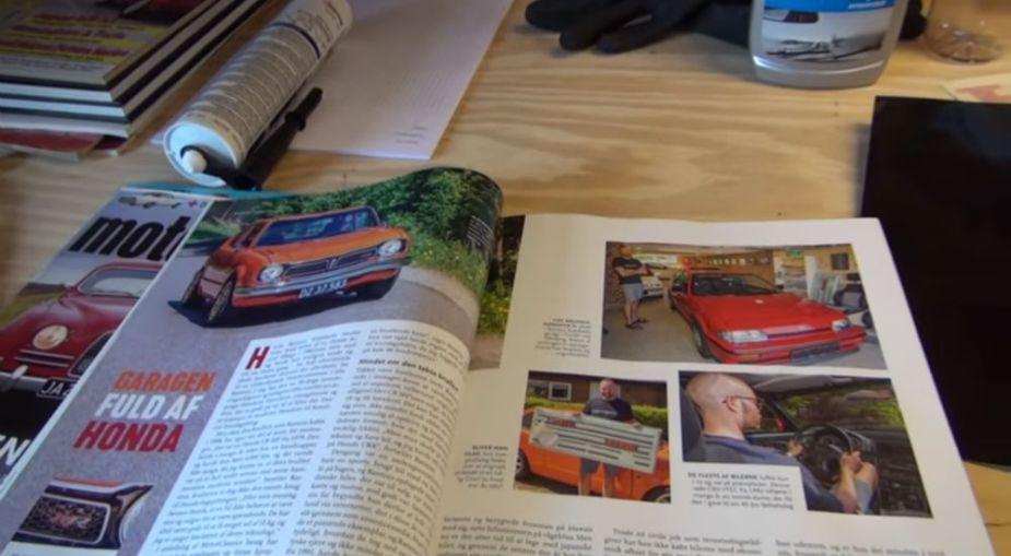 Danish Honda Article