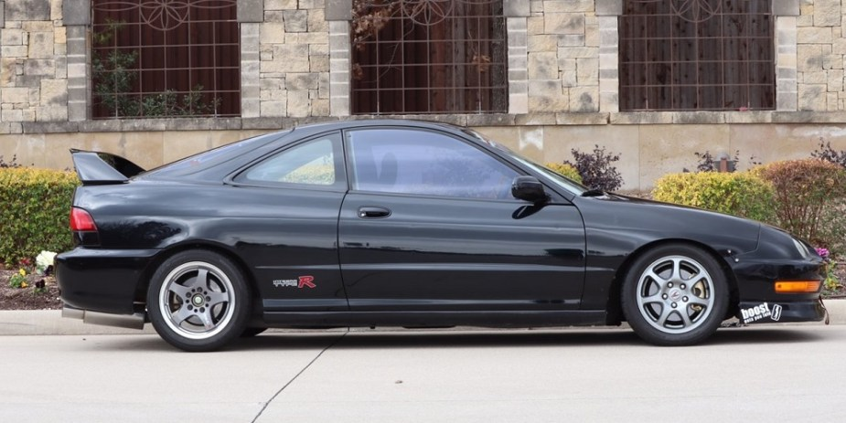 Turbo Integra Type R for Sale in the Forums is Ready to Race