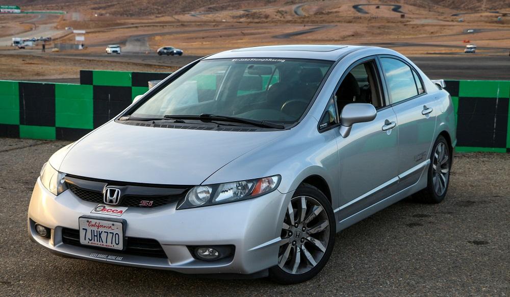 Project Honda Civic Si Jake Stumph